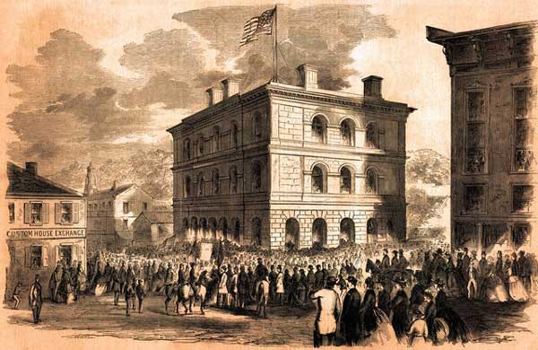 Secession in Virginia and the Crisis of the Union: The 1861 Convention