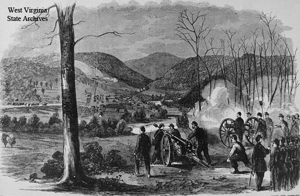 The Civil War Battle of Philippi (West Virginia)