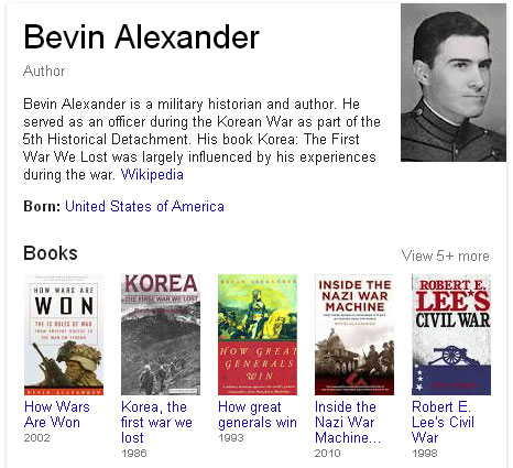 Civil War Author Interview: Bevin Alexander on his book, Robert E. Lee's Civil War