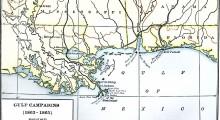 Gulf Campaigns