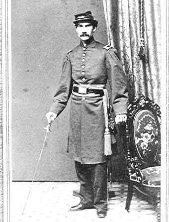 Letter from a Civil War Soldier: Lieutenant John Burnham