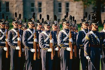 Union Generals Who Went to West Point