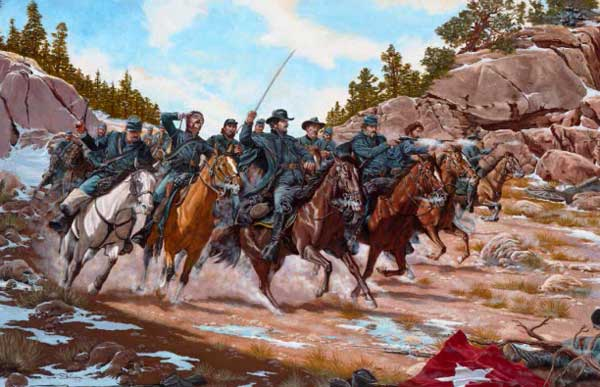 Battle of Glorieta Pass: Short Summary and Significance
