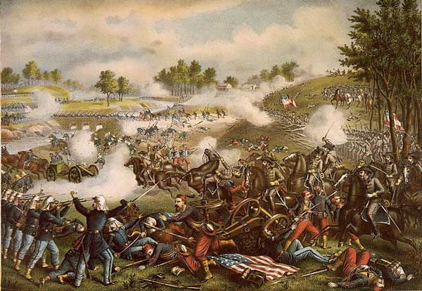 First Battle Of Bull Run Facts And Significance America